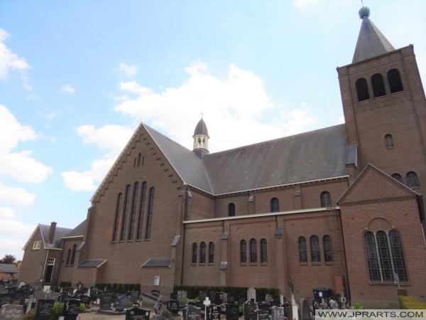 Onze-Lieve- Vrouw van Bijstandkerk - 'De Hollandse kerk'- te Baarle-Nassau, Nederland
