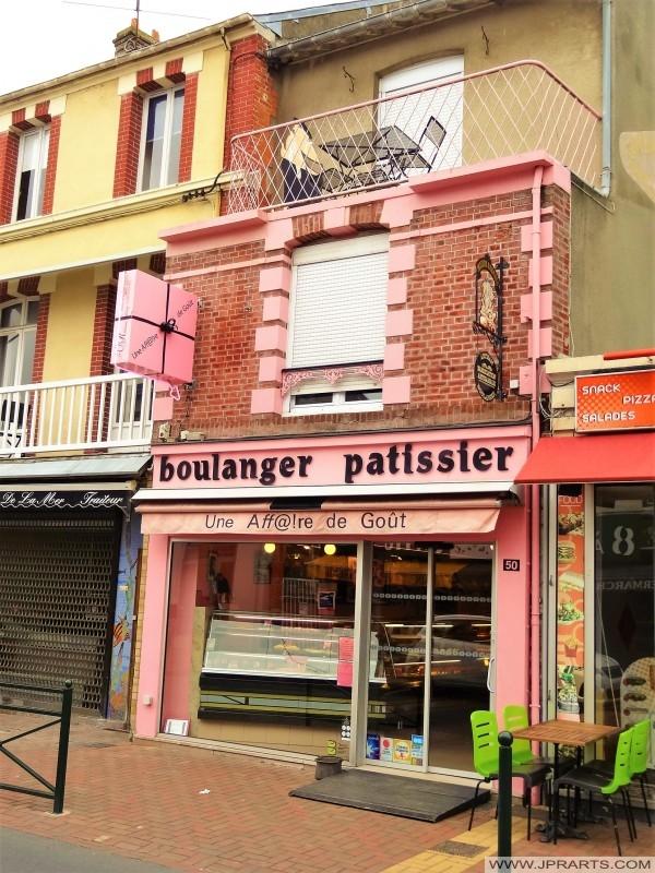 Boulanger-Pâtissies Une Affaire De Goûts à Cabourg, France