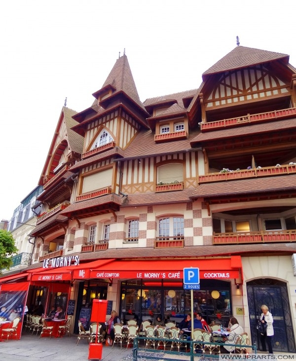 Le Morny's Cafe ( Deauville, France)