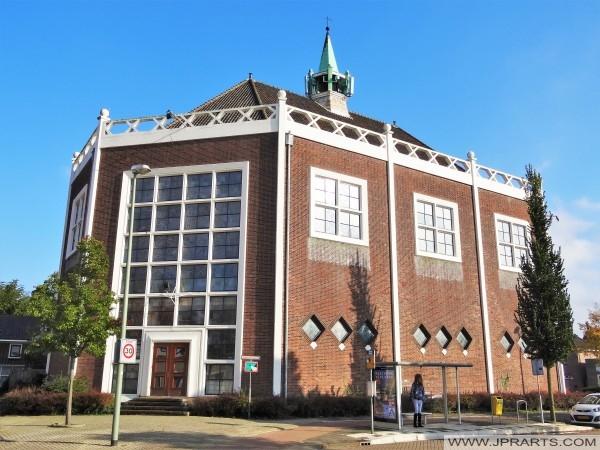 Immanuelkerk (Cristiana Reformada) en Maassluis, Países Bajos