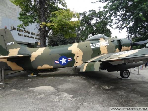 Không quân Hoa Kỳ (Bảo tàng Chứng tích chiến tranh tại TP Hồ Chí Minh, Việt Nam)