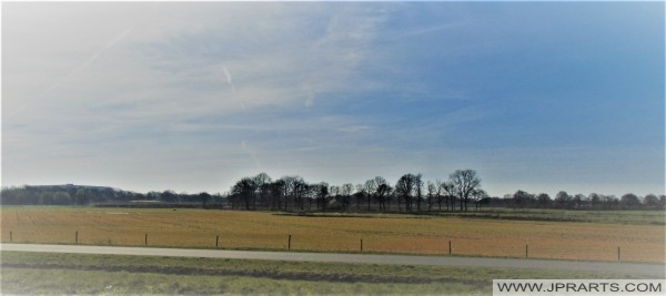 Landschap Noord-Brabant, Nederland