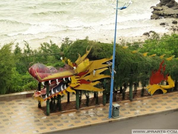 龙在头顿,越南