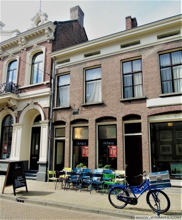 Broodjeswinkel Kras2 in Tilburg, Nederland