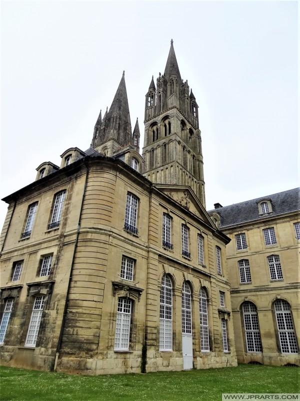 Abbaye aux Hommes à Caen, France