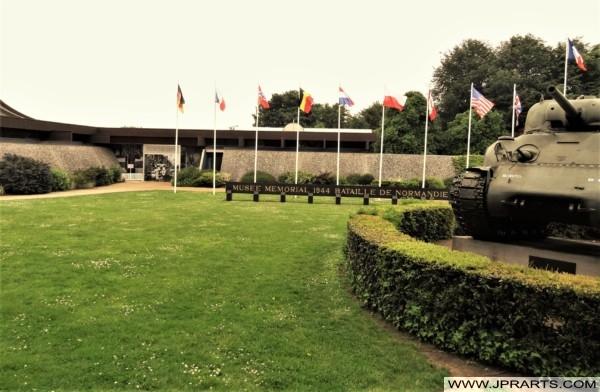Musée Mémorial Bataille de Normandie (Bayeux, France)