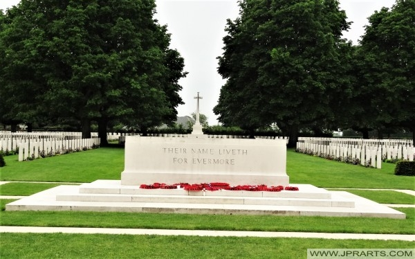 Their Name Liveth For Evermore (Bayeux, France)