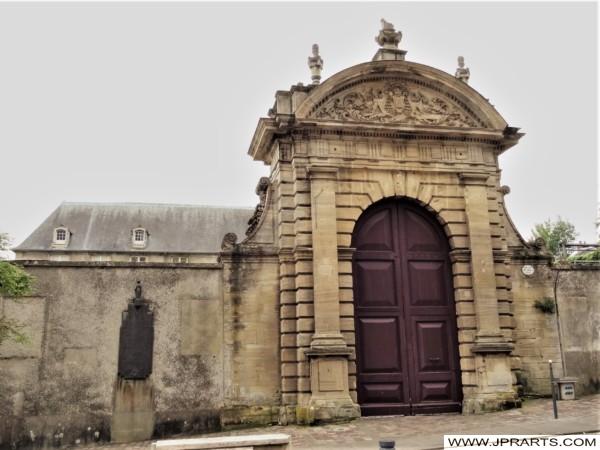 Hôtel du Doyen à Bayeux, France