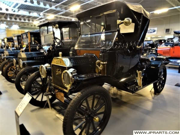 T-Ford (one of the first cars that was accessible to the masses)