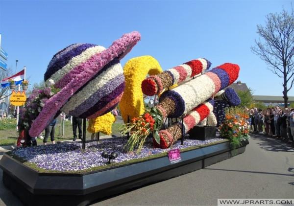 Noordwijk City of Space - Flower Parade Bulb Region, Holland