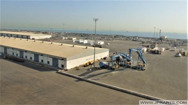 ميناء خليفة بن سلمان في البحرين