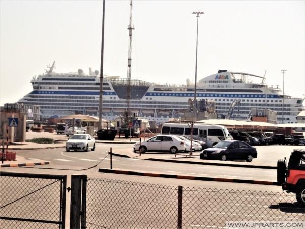 Bahrain's Cruise Terminal Khalifa Bin Salman