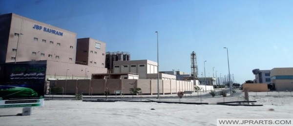 JBF Bahrain