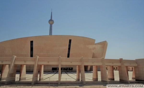National Charter Monument in Riffa, Bahrain