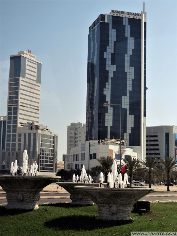 Ramee Grand Hotel & Spa in Manama, Bahrain