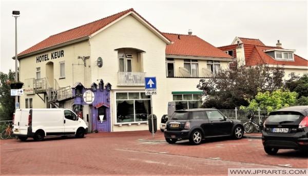 Hotel Keur in Zandvoort, Niederlande