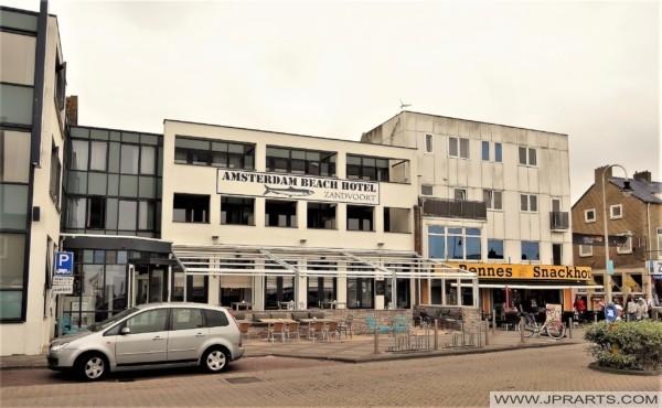 Amsterdam Beach Hotel in Zandvoort, Netherlands