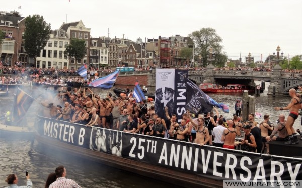 Gay Parade Amsterdam 2019