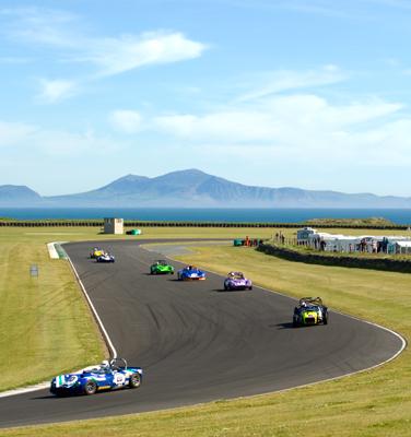 Care race track