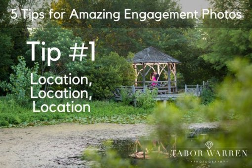 Tip #1: Location, Location, Location