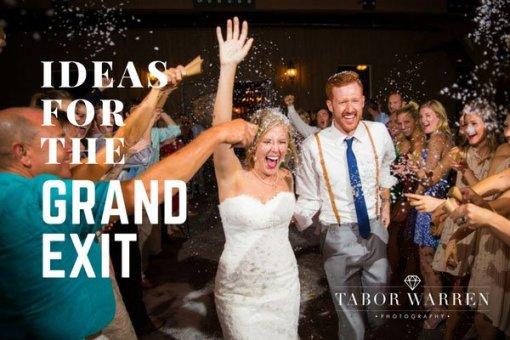 Grand Exit Ideas