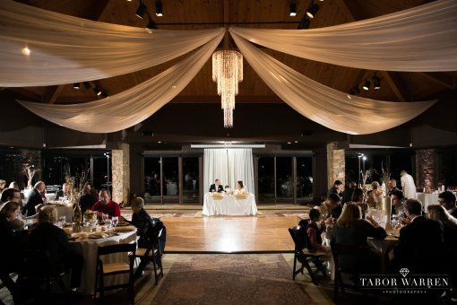 Lacee & Brad's Post Oak Lodge Wedding