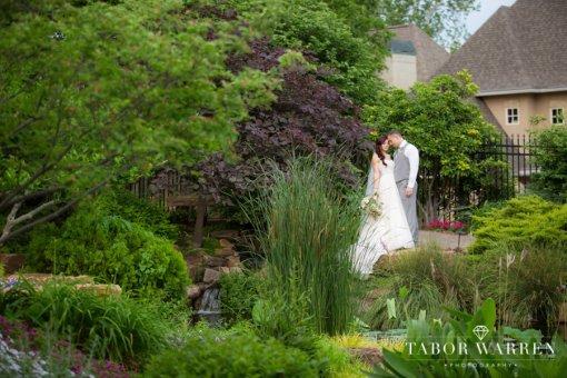 Mackenzie & Thomas's Linnaeus Teaching Garden Wedding