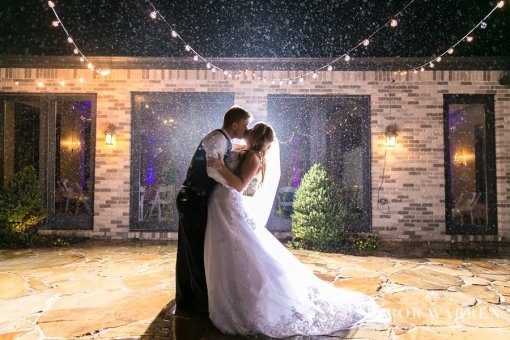 Tristan & Lauren's Vesica Piscis Wedding