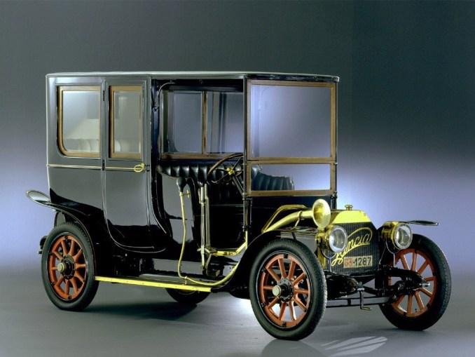 1907 Lancia Alfa