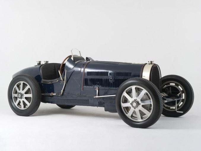 1931 bugatti type 51 - Championnat