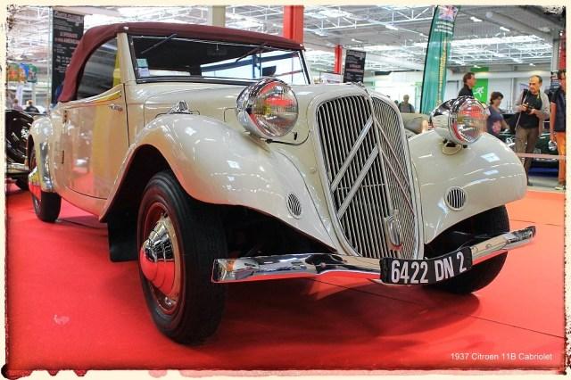 Automédon - 1937 Citroen 11B Cabriolet