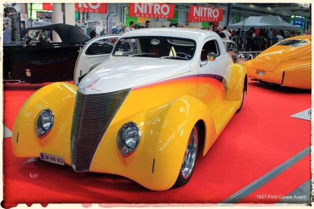 Automédon - 1937 Ford Coupe Avant