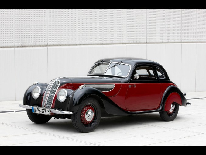 1939 Bmw 327 328 Coupe