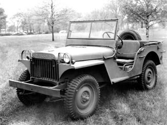 1941 Jeep Willys MA