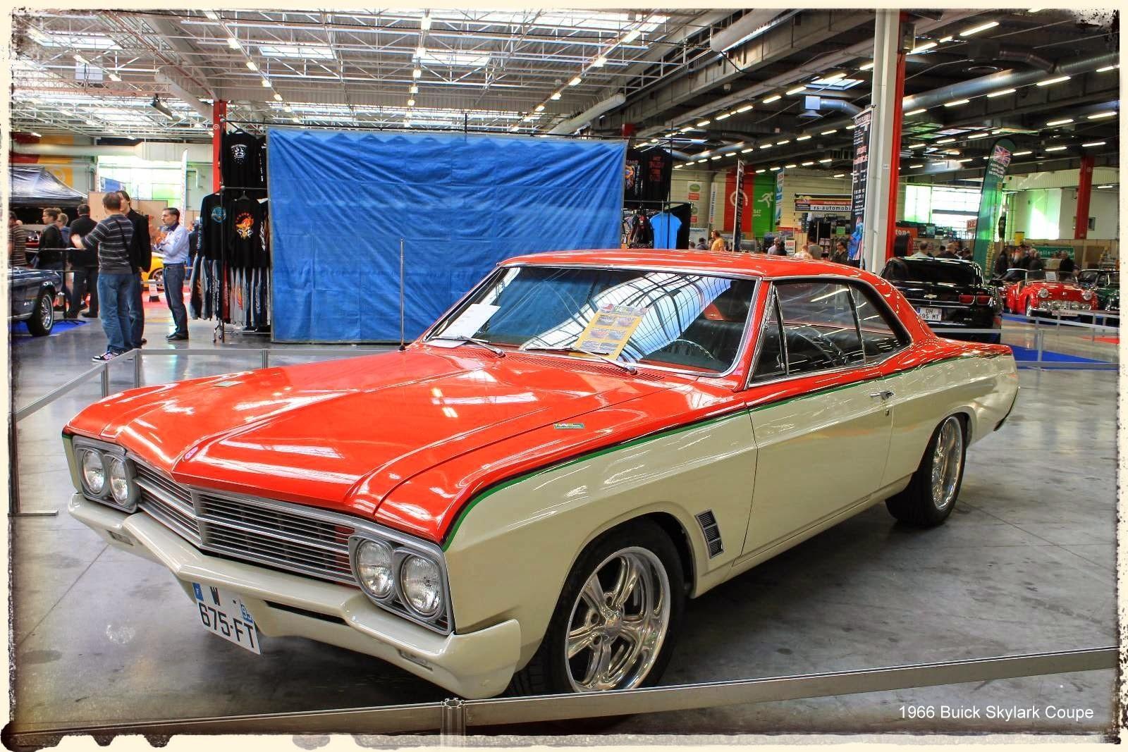 Automédon - 1966 Buick Skylark Coupe