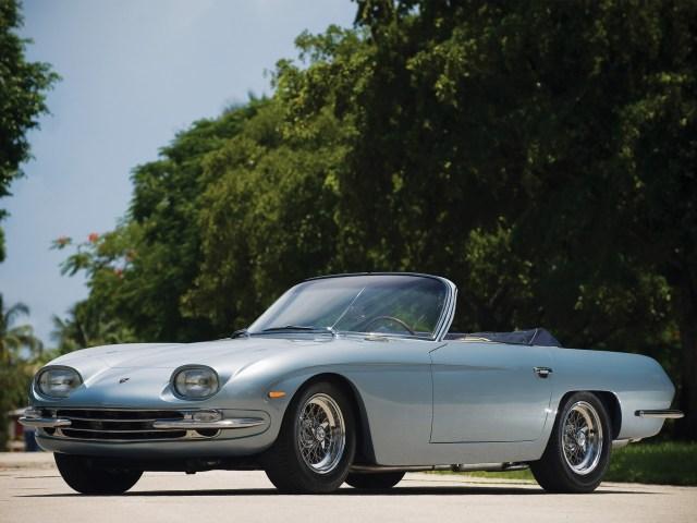 1967 Lamborghini 400 GT Spyder