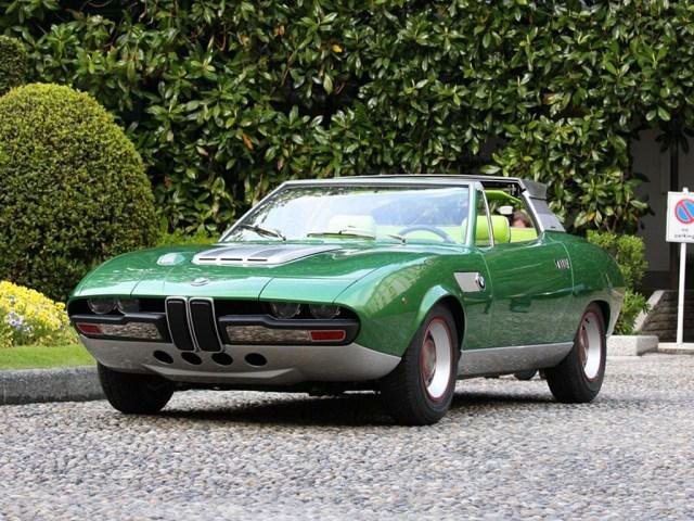 1969 Bertone Bmw 2800 Spicup