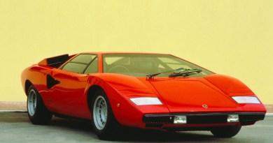 1973 Lamborghini Countach