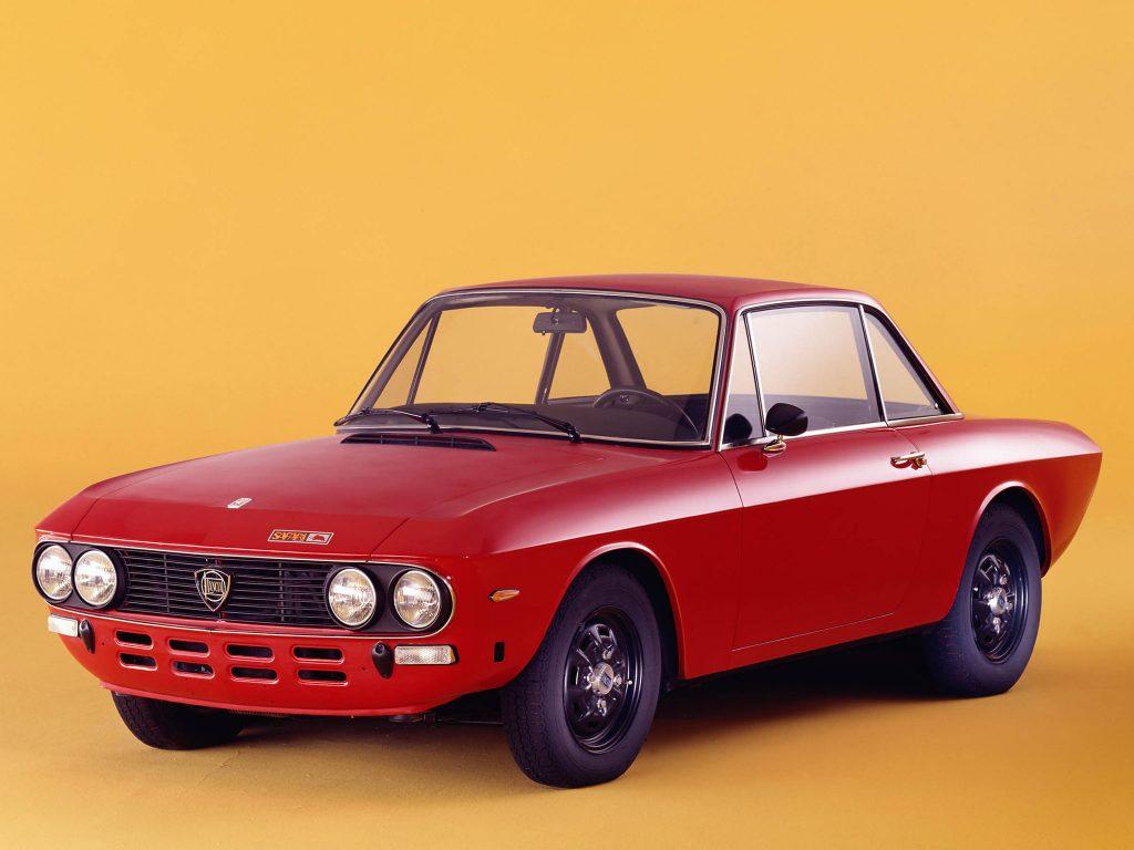 1973 Lancia Fulvia Coupe Safari
