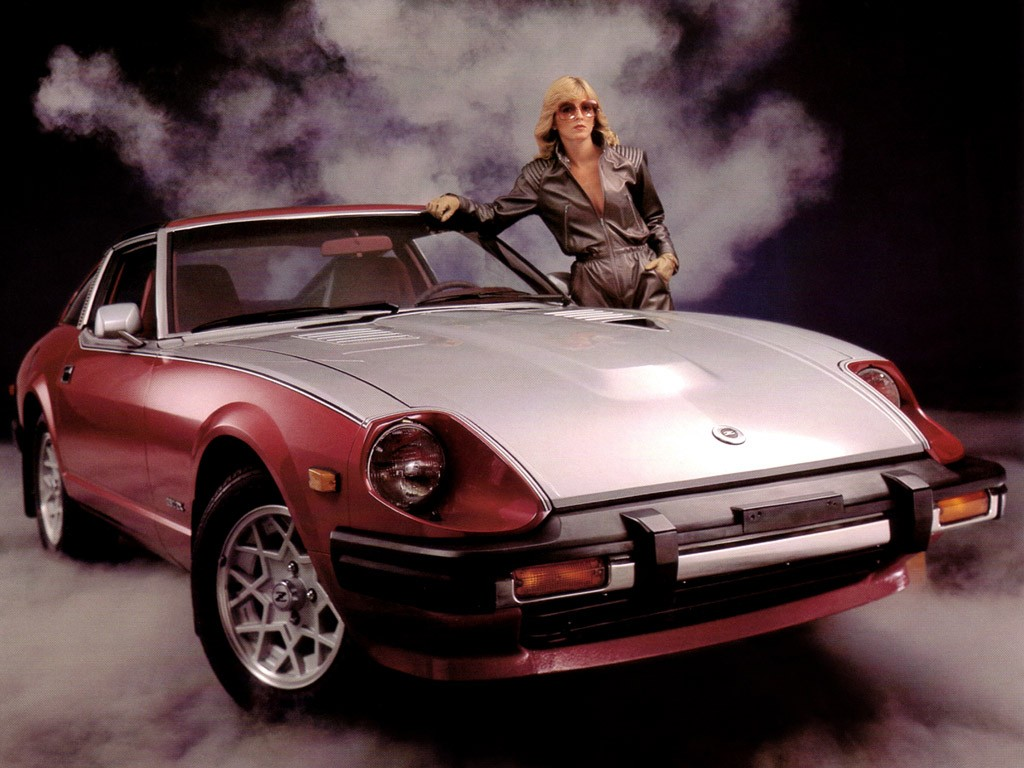 1980 Datsun 280ZX 2by2 T Roof S130
