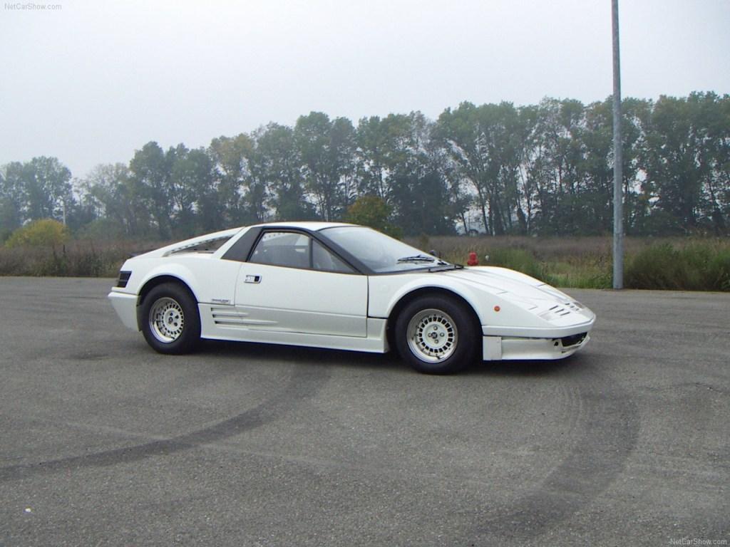 1981 Covini B24
