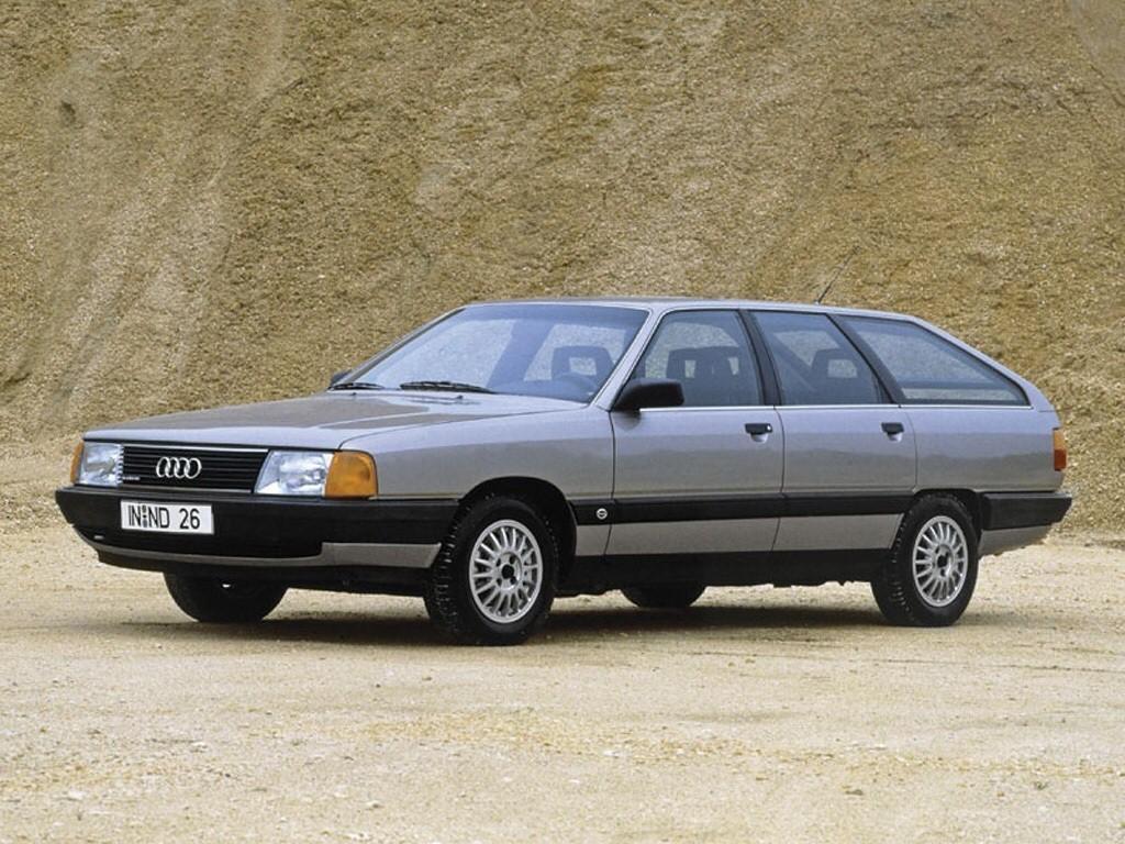 1982-1990 Audi 100 Avant