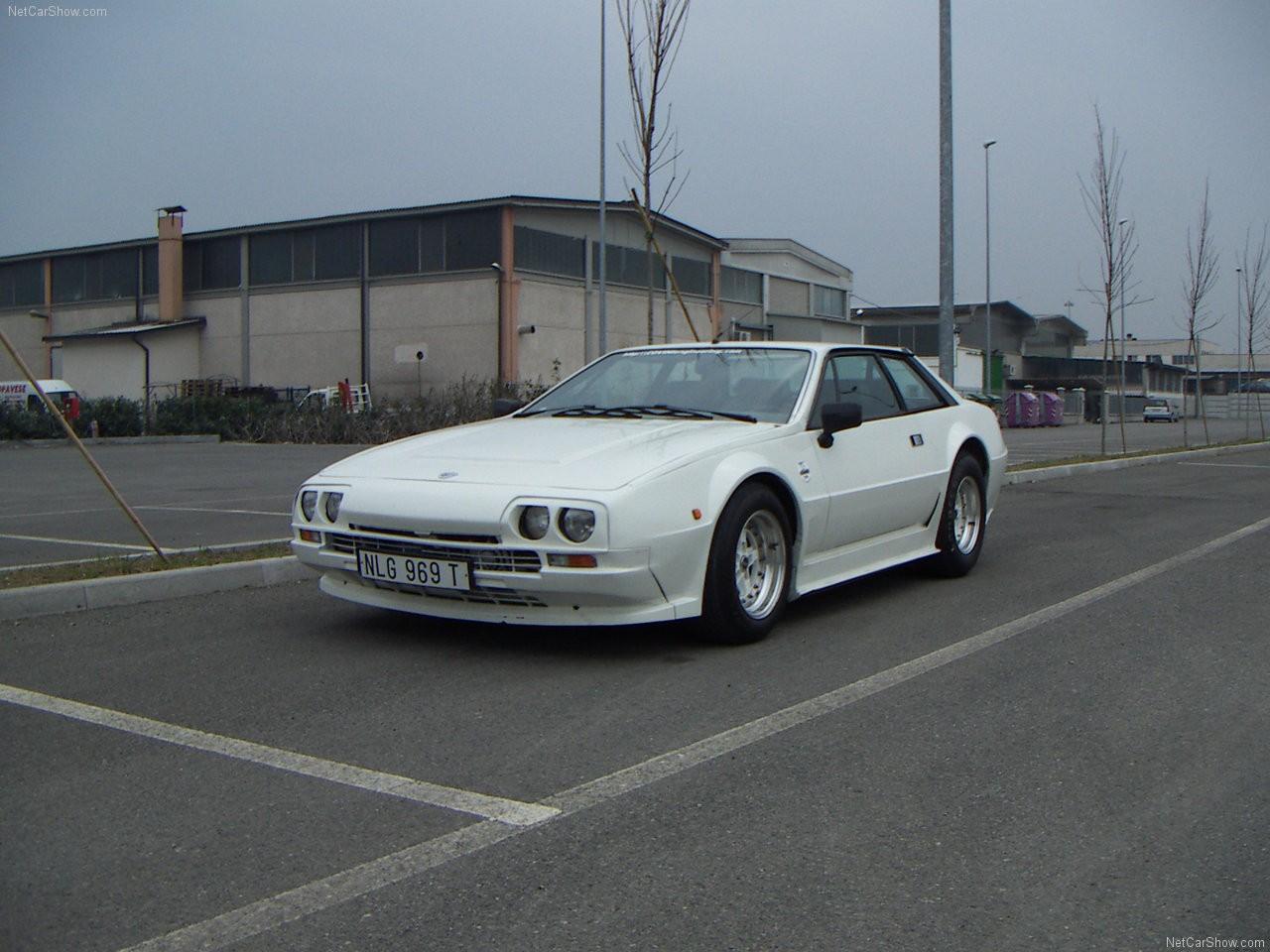 1985 Covini T40