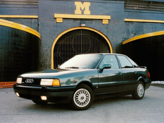 1986-1991 Audi 80