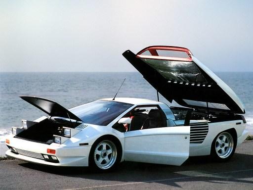 1988 Cizeta moroder v16t prototype