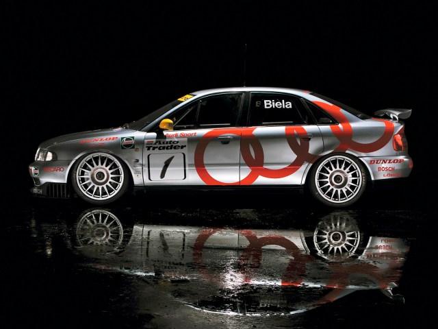 Audi A4 Quattro BTCC (1996)