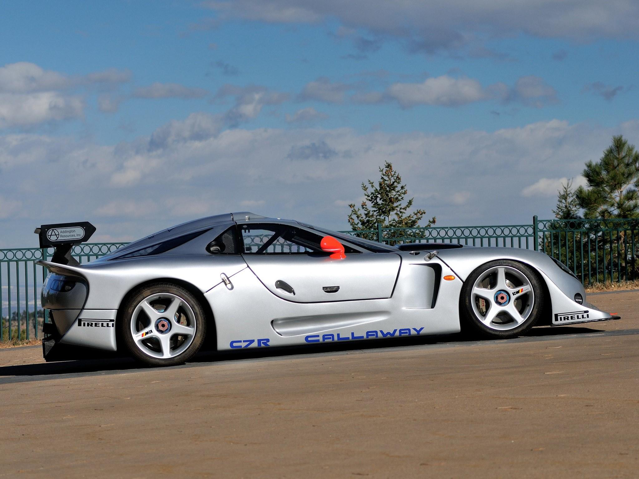 1997 Callaway C7 GT1