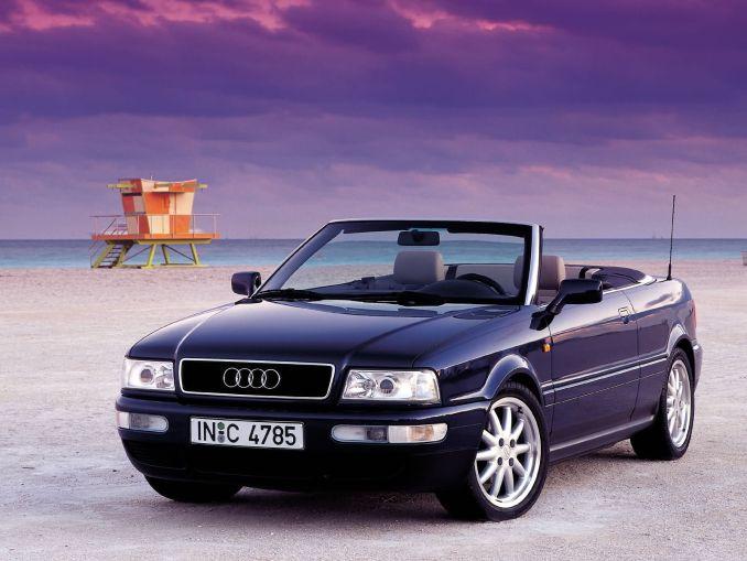 1998 Audi A4 Cabrio