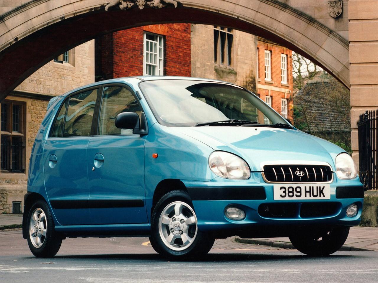 1999 Hyundai Amica
