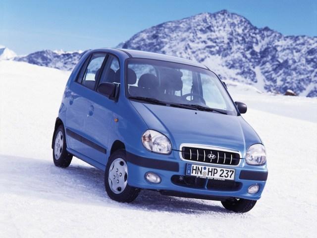 1999 Hyundai Atos Prime